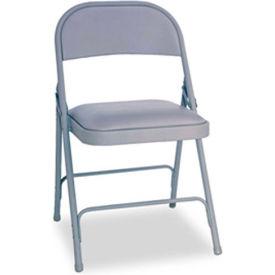 Alera® Steel Folding Chairs