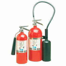 Kidde Dry Chemical & Carbon Dioxide Extinguishers