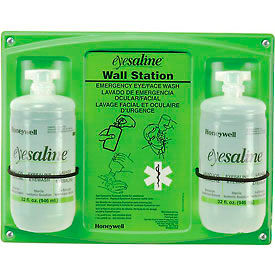 Fendall Wall Mount Emergency Eye/Face Wash