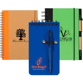 Personalized Jotters & Notebooks