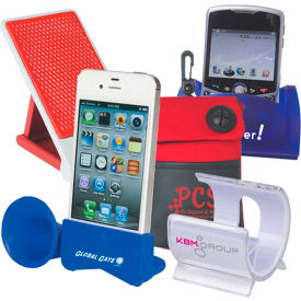 Promotional Cell Phone Stands/Cases