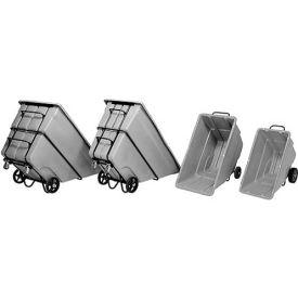 Akro-Mils® Plastic Tilt Trucks