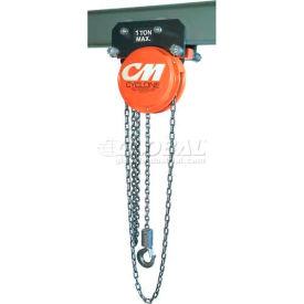 CM® Columbus McKinnon Army Type Cyclone Hoist Trolley Combos
