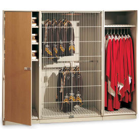 Wenger UltraStor™ Wooden Robe and Uniform Cabinets