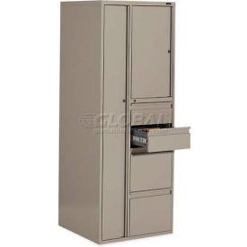Global Industries 9100P Series Personal Storage Tower - 100 lb Shelf Capacity