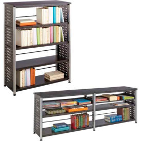 Safco® - Scoot™ Bookcase & Credenza Collection
