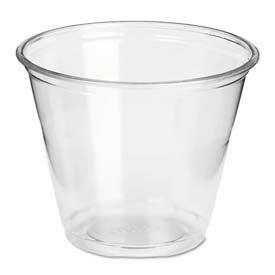 Dixie® Clear Plastic PETE Cups