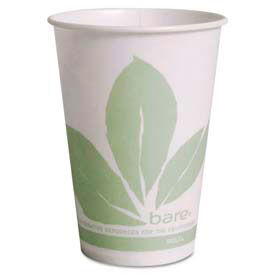 SOLO® Cup Company Bare® Eco-Forward® Treated Paper Cold Cups
