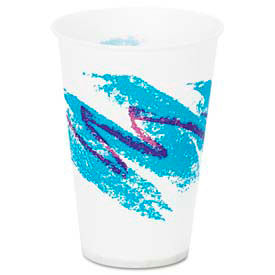 SOLO® Cup Company Jazz® Waxed Paper Cold Cups