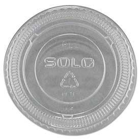SOLO® Cup Company No-Slot Plastic Cup Lids