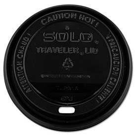 SOLO® Cup Company Traveler® Drink-Thru Lids
