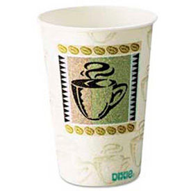 Dixie® PerfecTouch® Paper Hot Cups