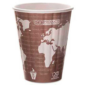 Eco-Products® World Art™ Insulated Hot Cups