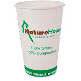 NatureHouse® Paper/PLA Hot Cups