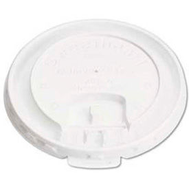 SOLO® Cup Company Lift Back & Lock Tab Cup Lids for Foam Cups