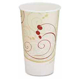 SOLO® Cup Company Paper Hot Cups in Symphony™ Design