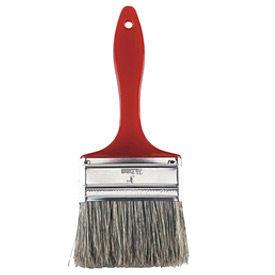 "Rubberset Gray China Bristle 3"" Chip Paint Brush - 11101030 - Pkg Qty 10"