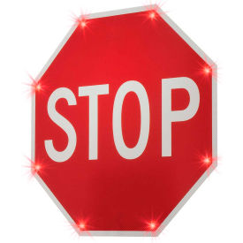 Tapco® BlinkerSign® LED Enhanced Traffic Signs