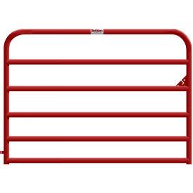 Behlen Country® Heavy-Duty and Medium-Duty Steel Rail Gates