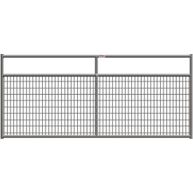 Behlen Country® 20 Gauge Steel with 6 Gauge Mesh Wire Filled Gates