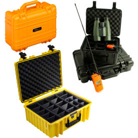 Foamed And Padded Waterpoof Instrument Cases