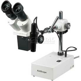 AmScope Boom Stand Microscopes - Low Power