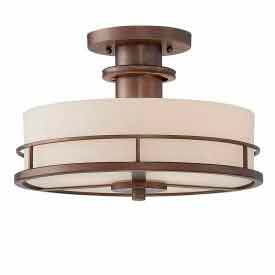 Dolan Designs - Semi-Flush Mount