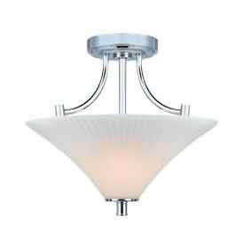 Lite Source - Semi-Flush Mount