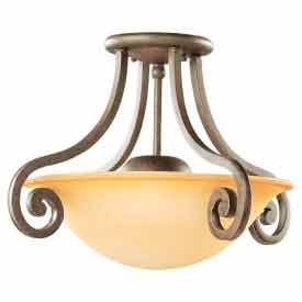 Sea Gull Lighting - Semi-Flush Mount