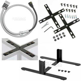 Paramount® Partition Connectors and Accessories
