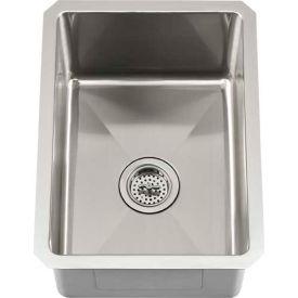 Schon Undermount Single Compartment Kitchen Sinks