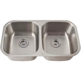 Undermount Double Compartment Kitchen Sinks