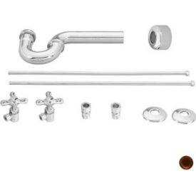 Pedestal Sink Supply Kits
