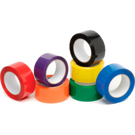 Color Coded Polypropylene 2 Mil Acrylic Adhesive Tape