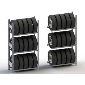 Meta Storage Boltless Tire Racks