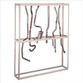 Global - Boltless Hanging Tailpipe Racks - 10' High