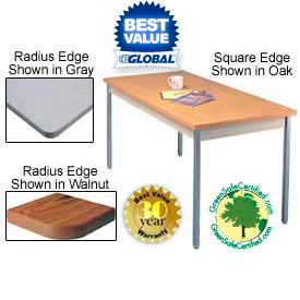 Allied - All Purpose Tables - Square & Radius Edge