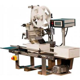 Label Applicator With Conveyor