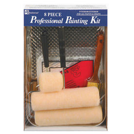 Professional Painting 8-Piece Roller Kit 3/8 In. Nap - 118550900 - Pkg Qty 12