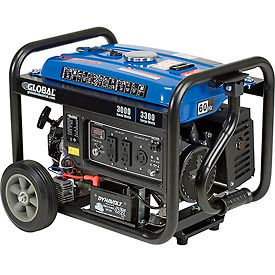 Global Industrial Portable Generators
