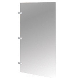 Metpar Stainless Steel Wall Mounted Urinal Screens