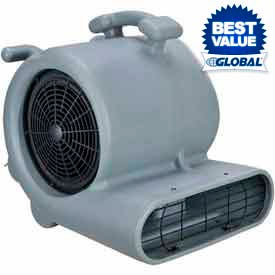 Global® 3/4HP Floor Dryer, Blower