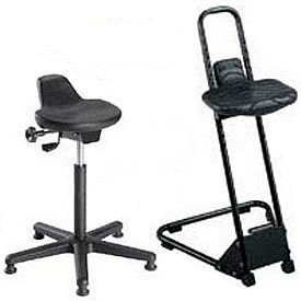 Paramount™ Ergonomic Work Sit/Stand Stool