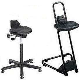 Paramount® Ergonomic Work Sit/Stand Stool