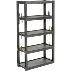 Best Value Plastic Shelving