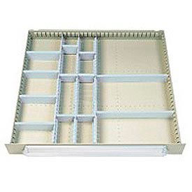 Lyon Modular Drawer Unit Divider Kit NF240P67 - 16 Compartment