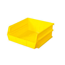 Storability™ Interlocking Plastic Bins