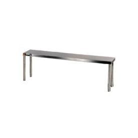 """Aero Manufacturing 40-1260 16 Gauge Stainless Steel 60"""" Riser Shelf"""