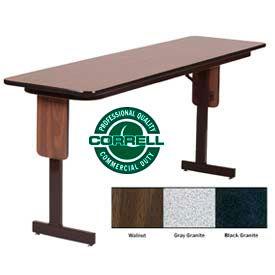 Correll -  Panel Leg Folding Seminar Tables