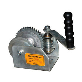 Wall Mount Hand Winches